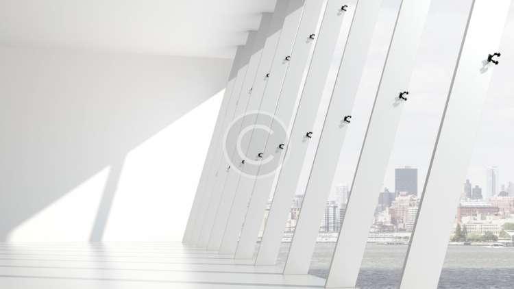 Calatrava's Scheme for London's Greenwich Peninsula Unveiled